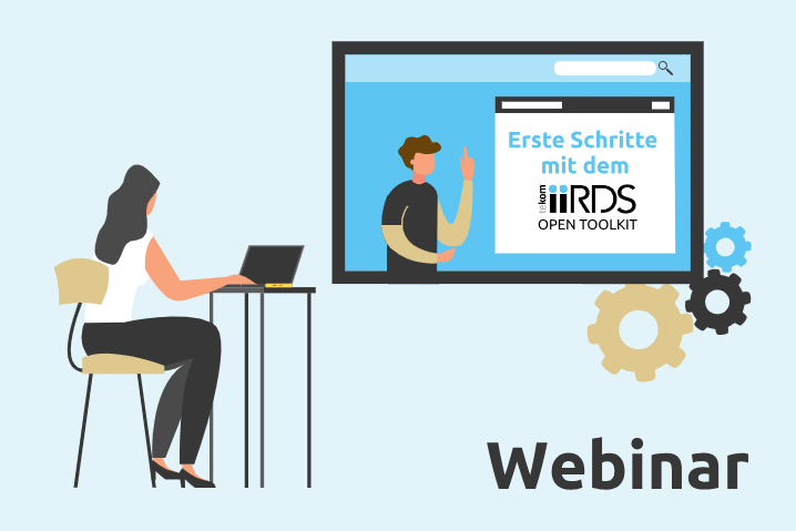 Teaserbild Webinar iiRDS Open Toolkit