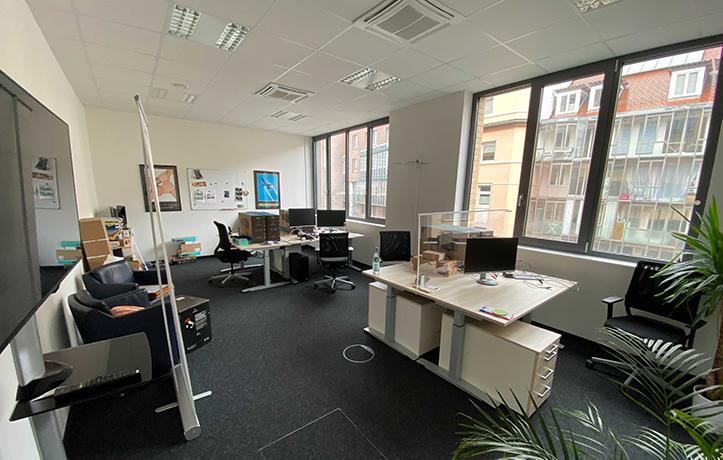 plusmeta-Büro