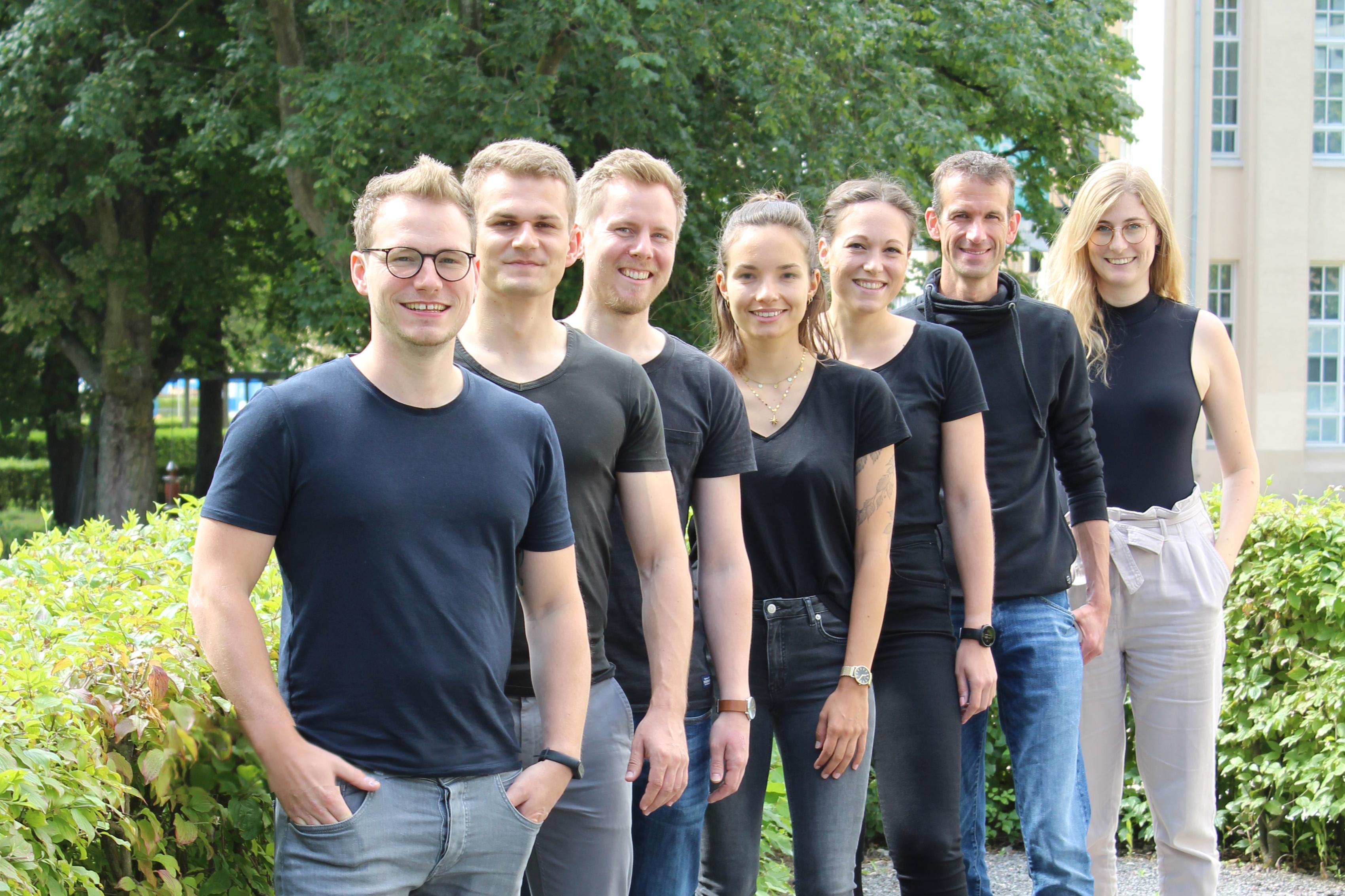 plusmeta-Team unterstützt bei Abschlussarbeiten